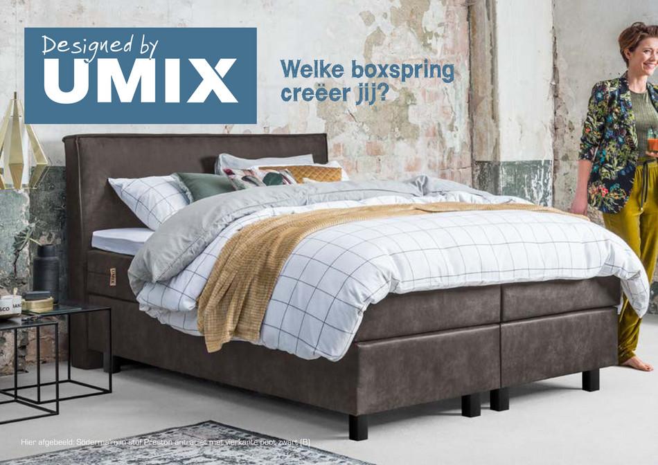 Umix-boxsprings-nieuw