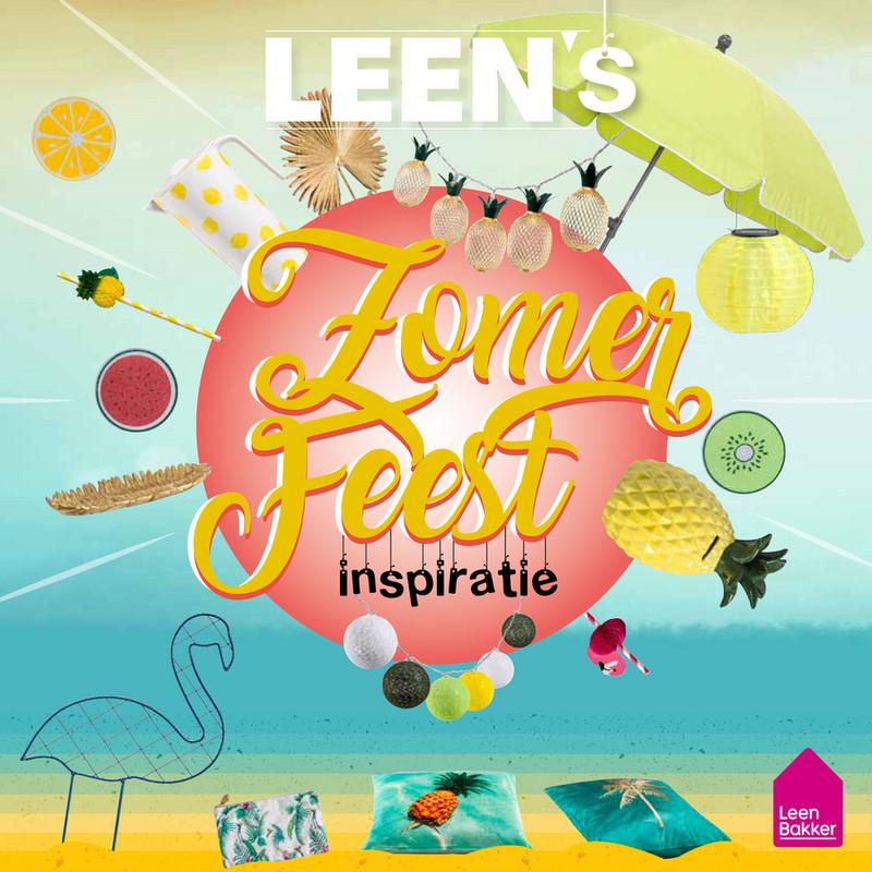 Leen Bakker folder van 20/05/2019 tot 31/10/2019 - Inspiratiemagazine