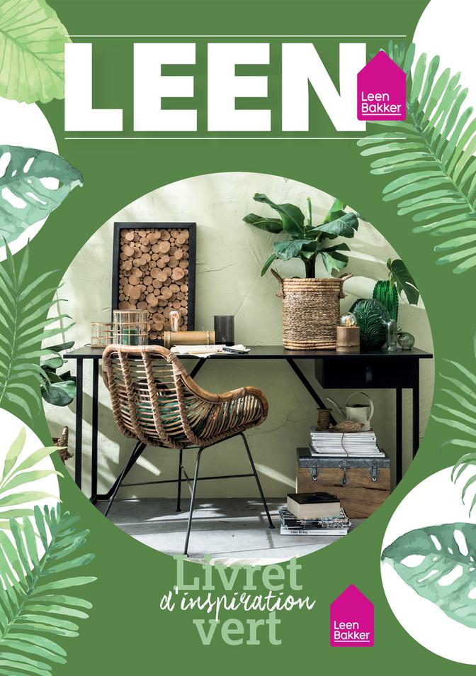 Folder Leen Bakker du 18/03/2019 au 17/05/2019 - Inspiratiemagazine FR