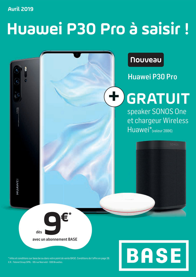 Folder Base du 01/04/2019 au 30/04/2019 - Promotions de la semaine 14