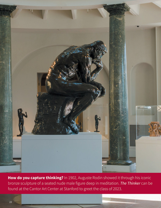 Stanford University VPUE - Thinking Matters Courses 2019-20 - Page