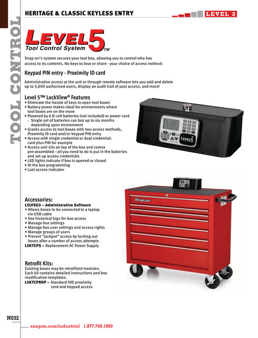 Shamir Tools - Snapon - Page 32-33 - Created with Publitas com