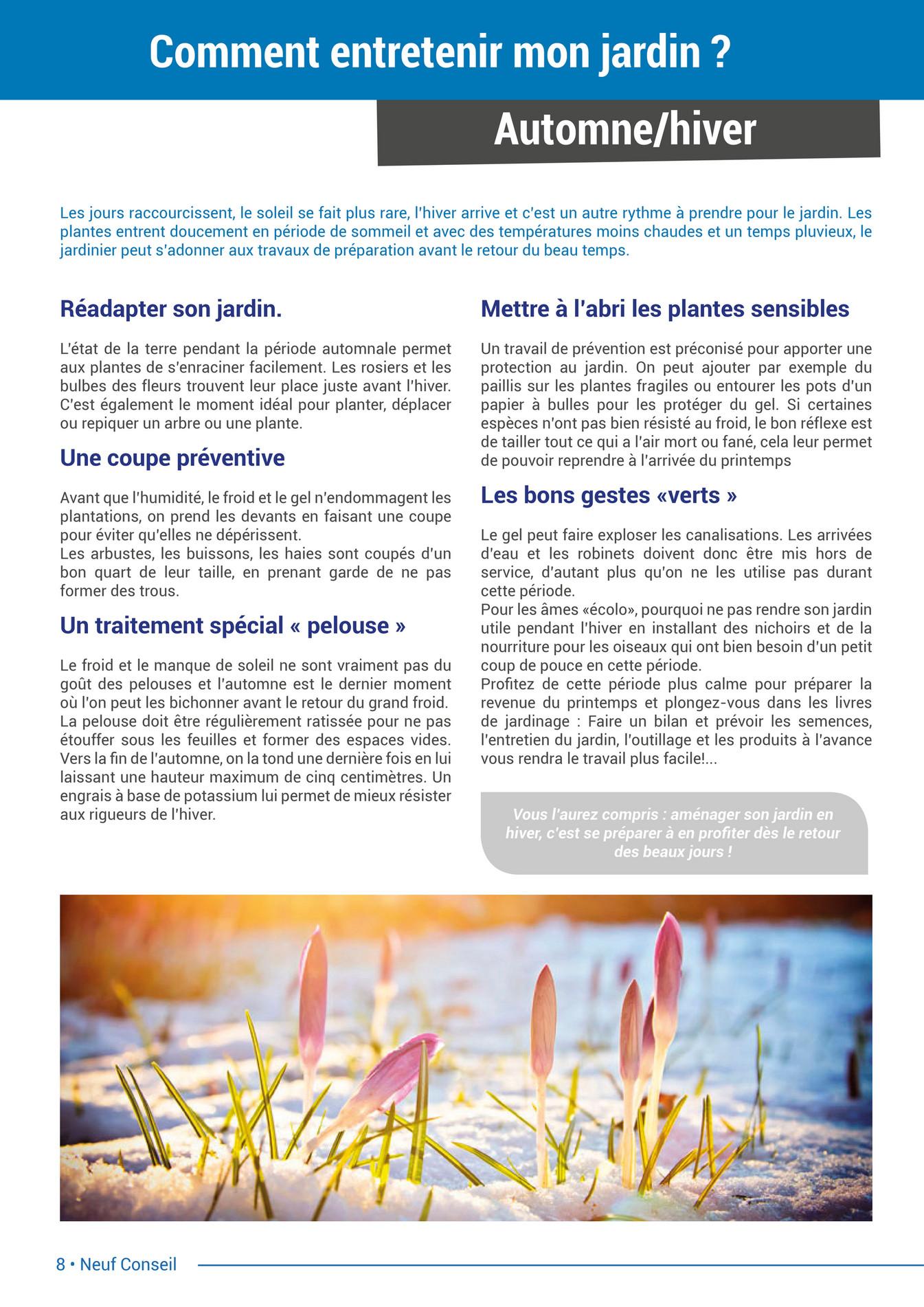 Www Un Temps Pour Elles Com f49 - neuf conseil novembre-décembre 2016 - page 8-9