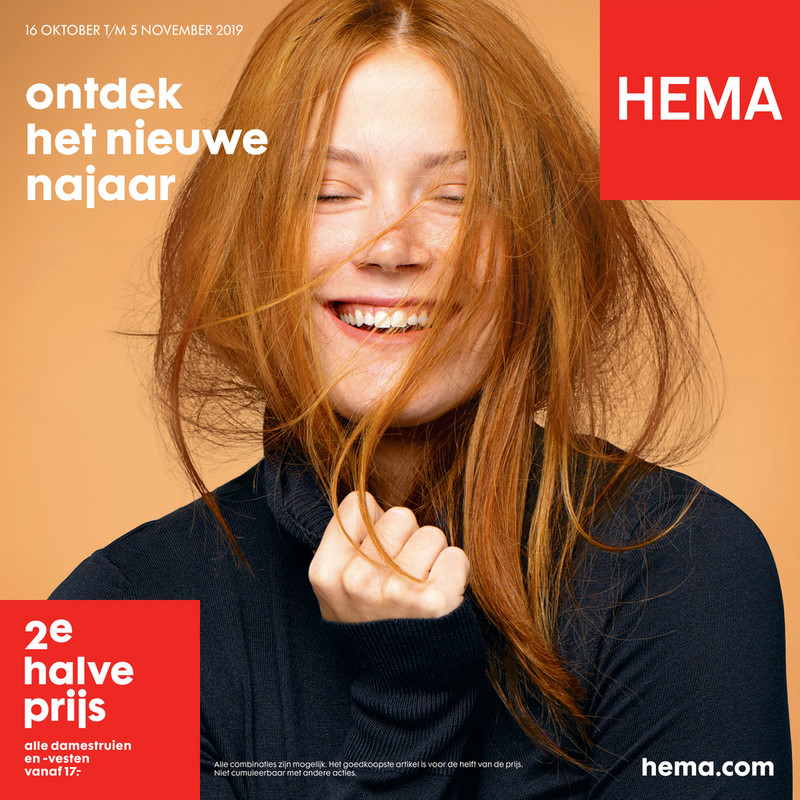Hema folder van 16/10/2019 tot 15/11/2019 - Weekpromoties 42