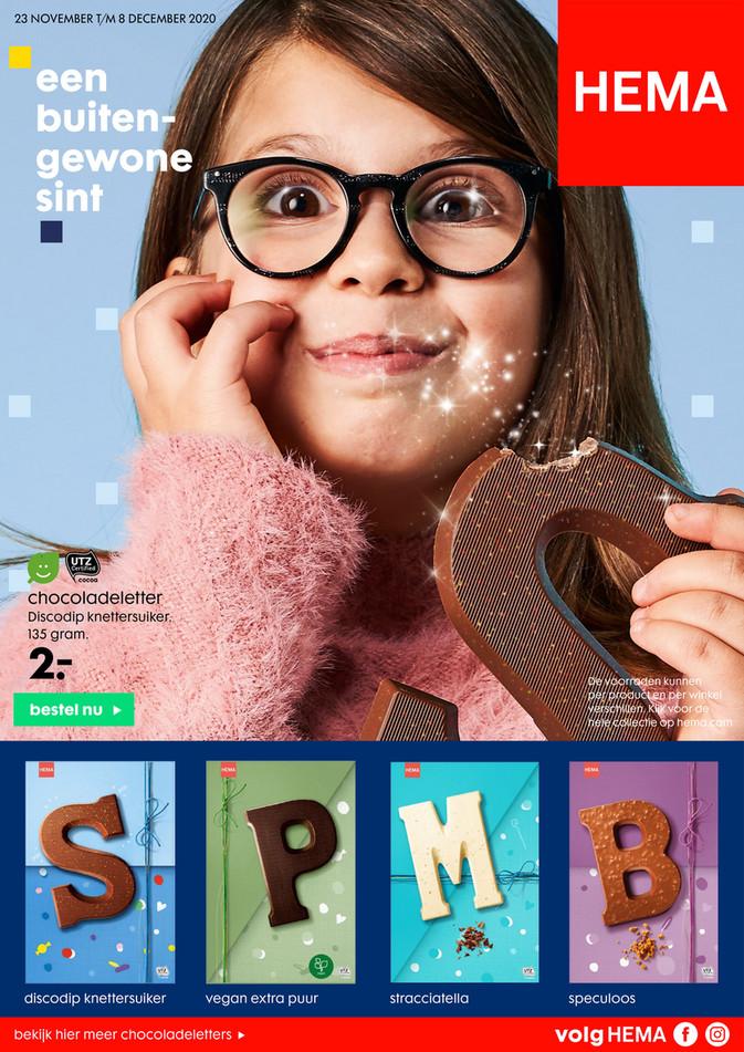 Hema folder van 25/11/2020 tot 08/12/2020 - Weekpromoties 48