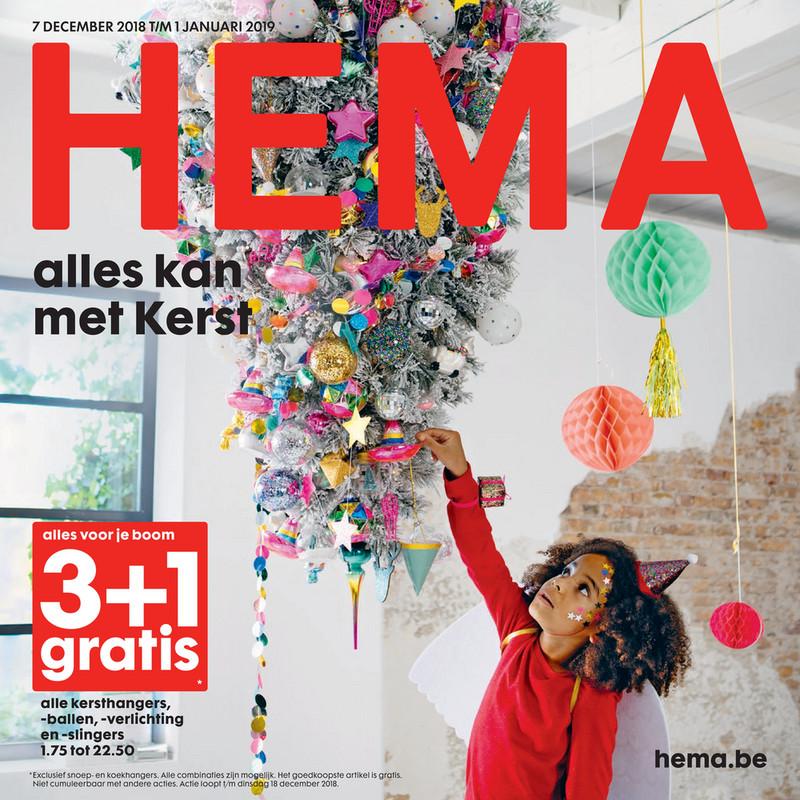 Hema folder van 07/12/2018 tot 01/01/2019 - Weekpromoties 50