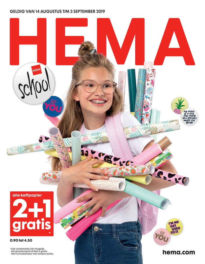 Hema folder van 14/08/2019 tot 03/09/2019 - Weekpromoties 34
