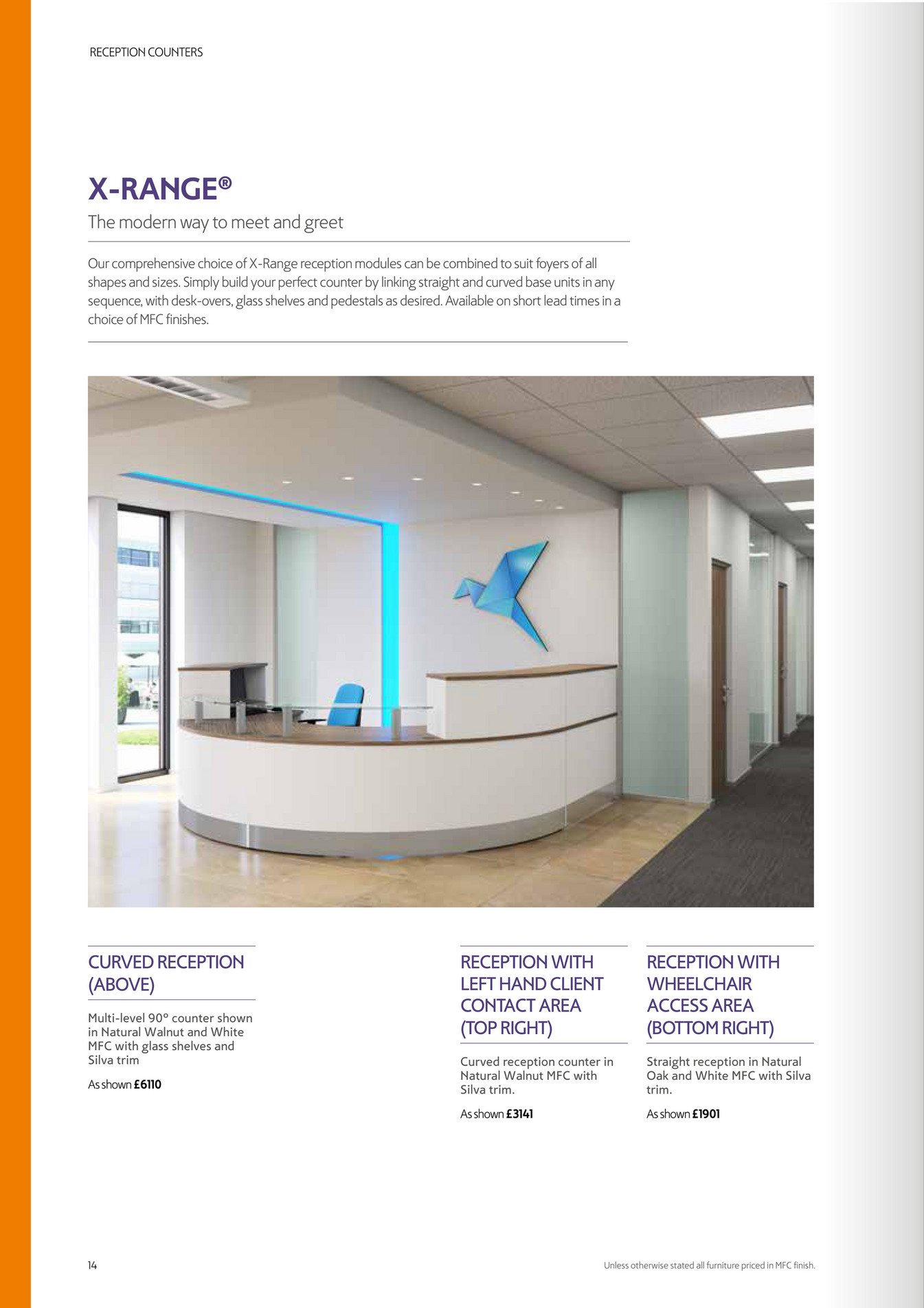 Max Innovation Office Interiors Team Catalogue 2018 Page 14 15 Created With Publitas Com