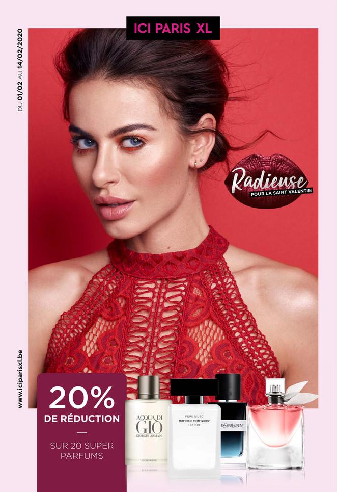 Folder ICI PARIS XL du 04/02/2020 au 14/02/2020 - Saint Valentin