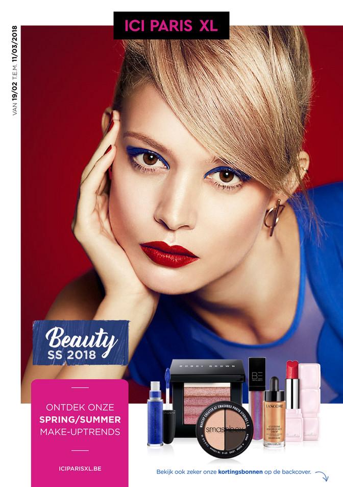 Spring/summer make-uptrends