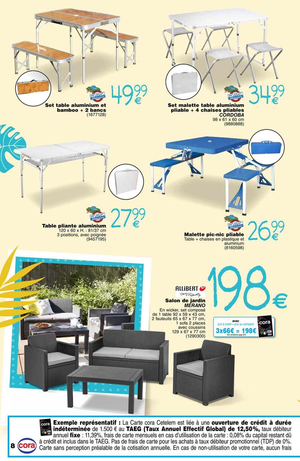 Cora - 20-06 vacances chez Cora - Page 8-9