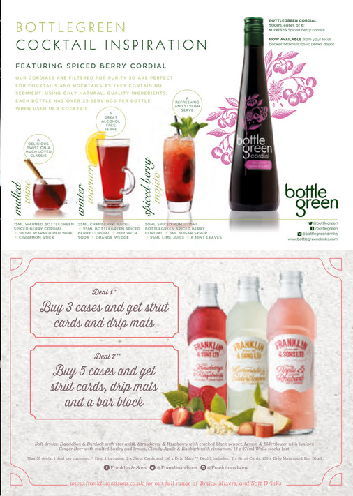 Classic Drinks - Classic Drinks Brochure NP10 - Page 24-25 - Created