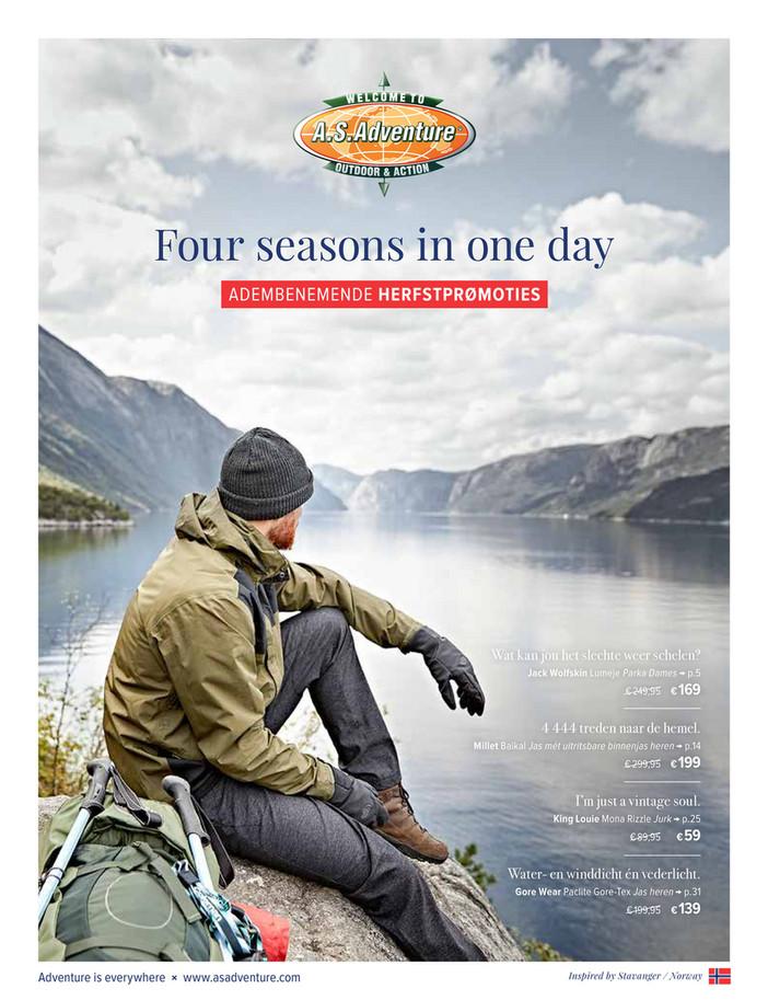 A.S.Adventure folder van 17/10/2018 tot 05/11/2018 - Herfstfolder