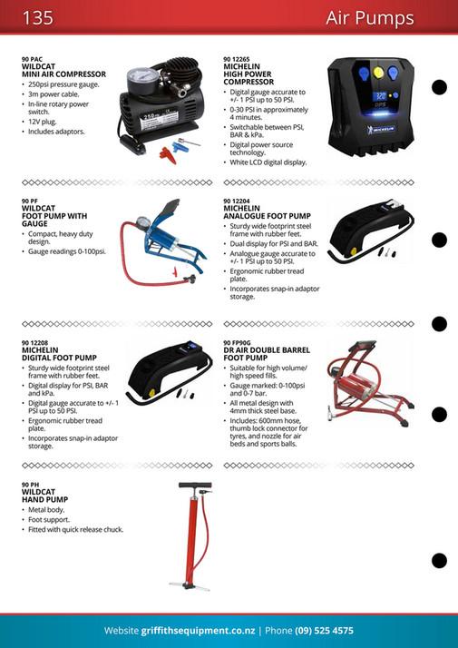 Griffiths Equipment Ltd - Griffiths Equipment Catalogue 2015