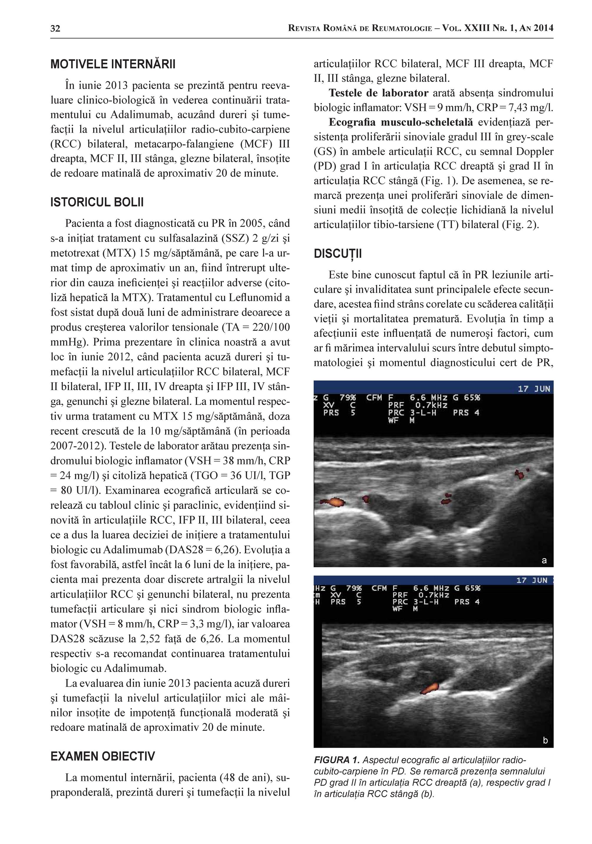 deformarea tratamentului conservator de artroză dureri la nivelul gâtului și articulației umărului brațului