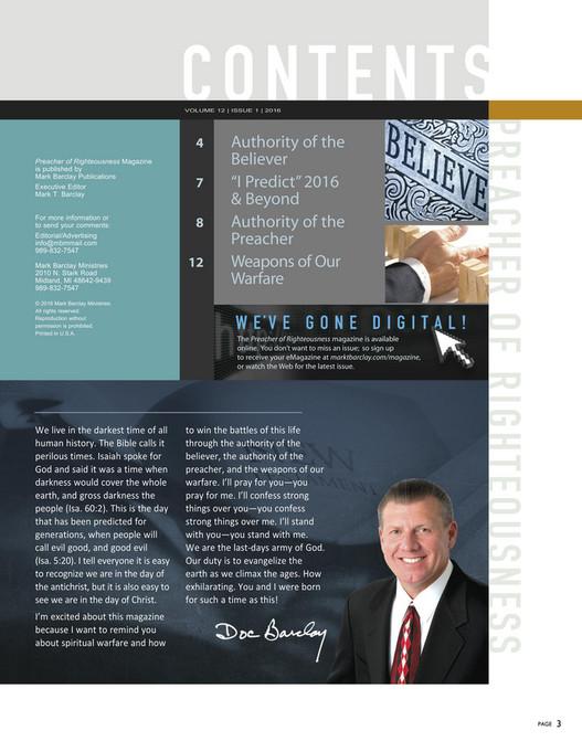 The Believer Authority Pdf