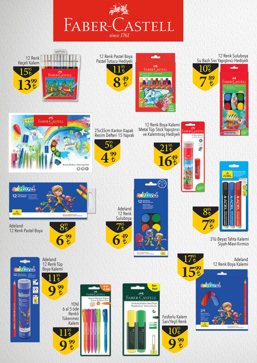 Onur Market Okula Donus Insert Sayfa 20 21 Created With