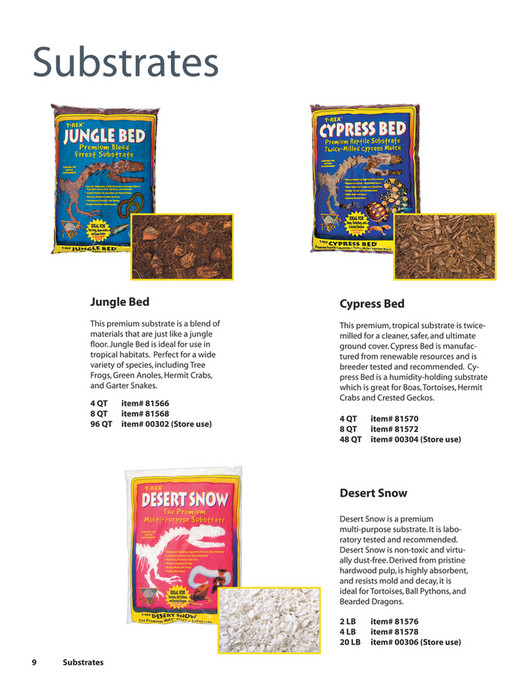 T-Rex Products - Product Catalog - Page 12-13 - Created with