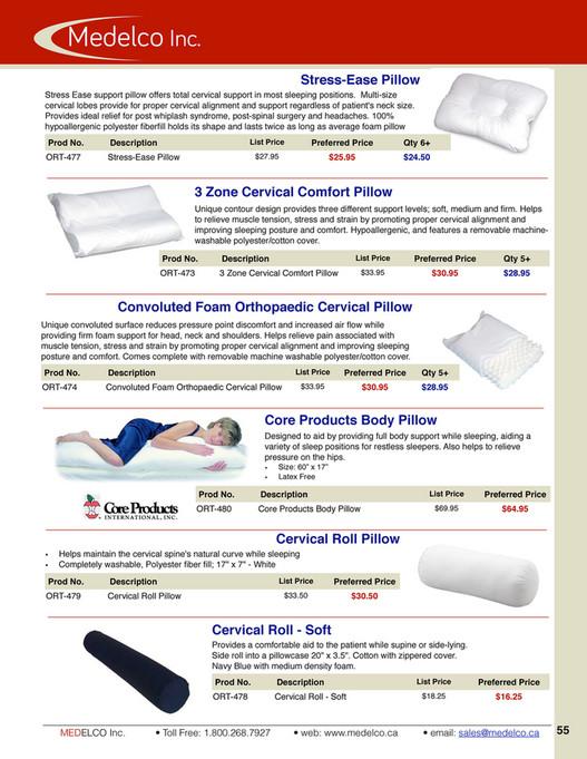 Medelco Inc  - Medelco Clinical Supplies Catalogue - Page 52-53