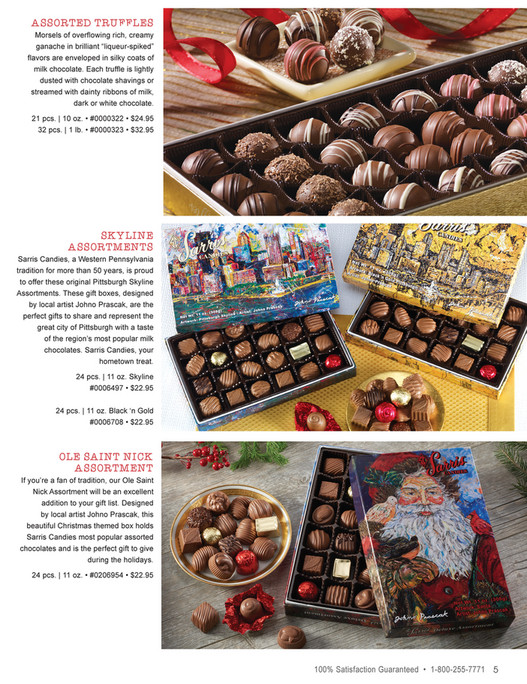 Sarris Candies - Holiday 2018 - Page 6-7