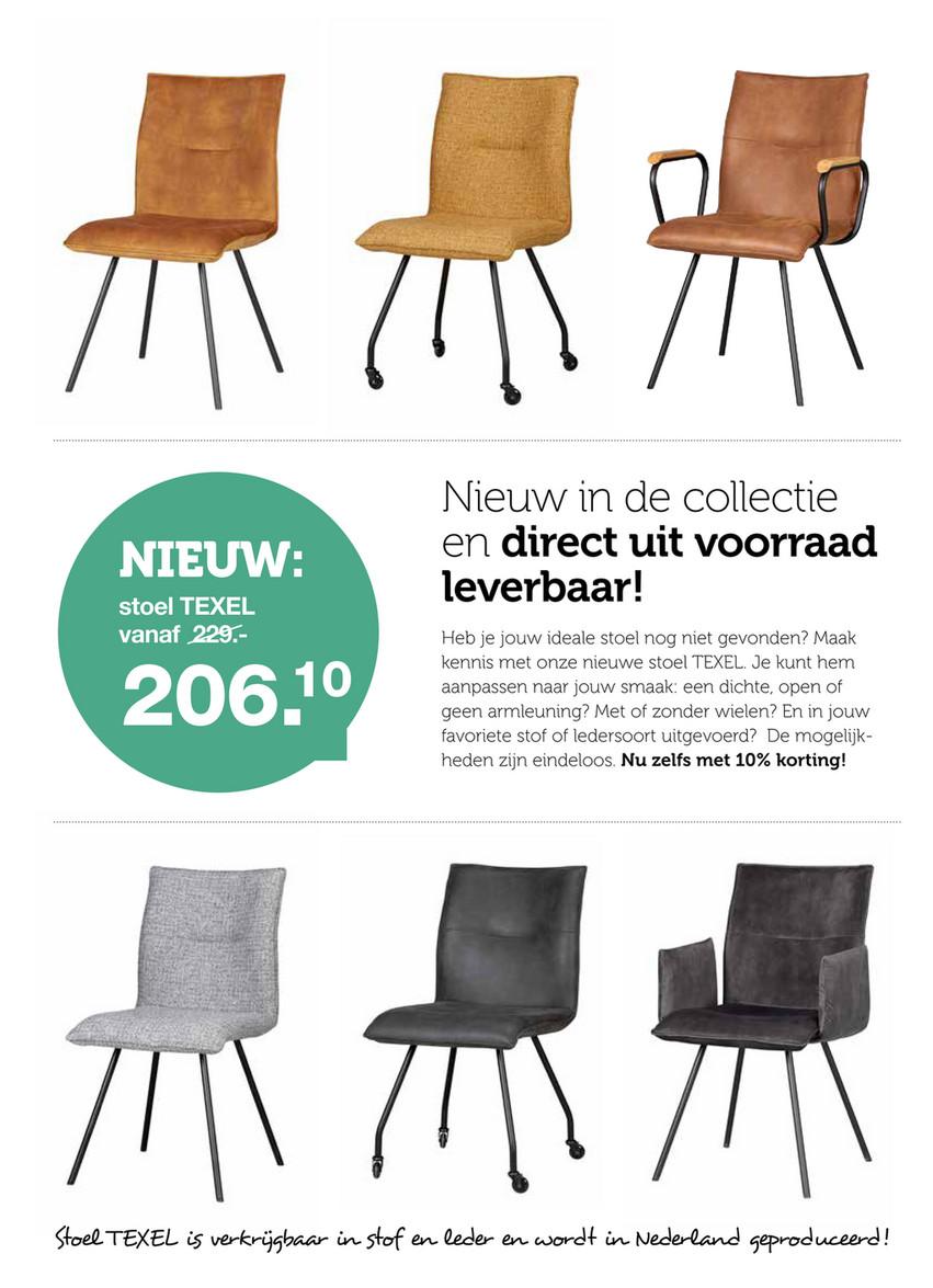 Onze collectie stoelen Direct leverbaar Woonexpress