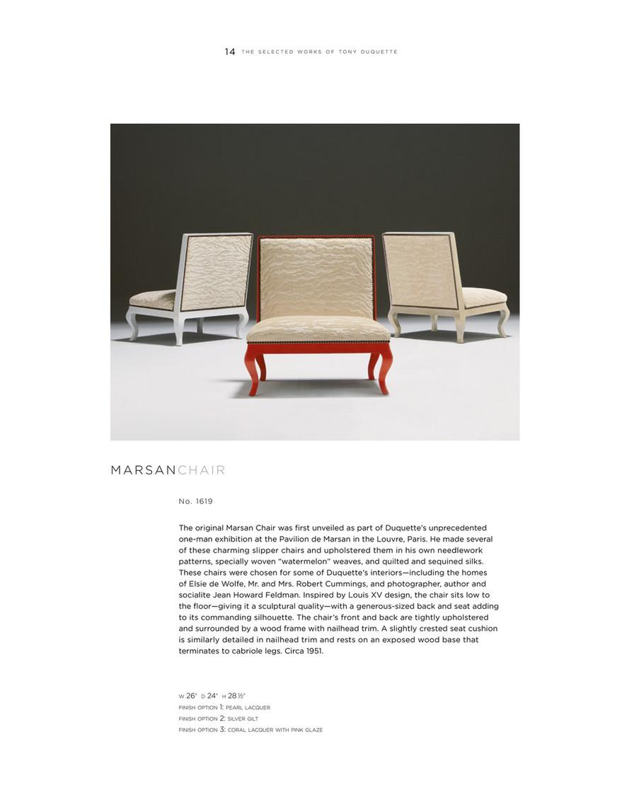 Excellent Tony Duquette Catalog At Sheffield Furniture Interiors Creativecarmelina Interior Chair Design Creativecarmelinacom