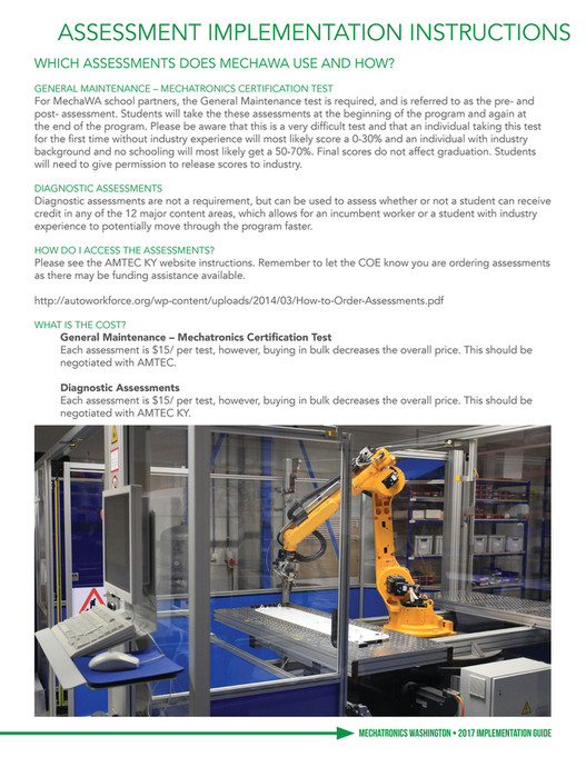 Switch Up Consulting - mechatronics-wa-2017-implementation-guide