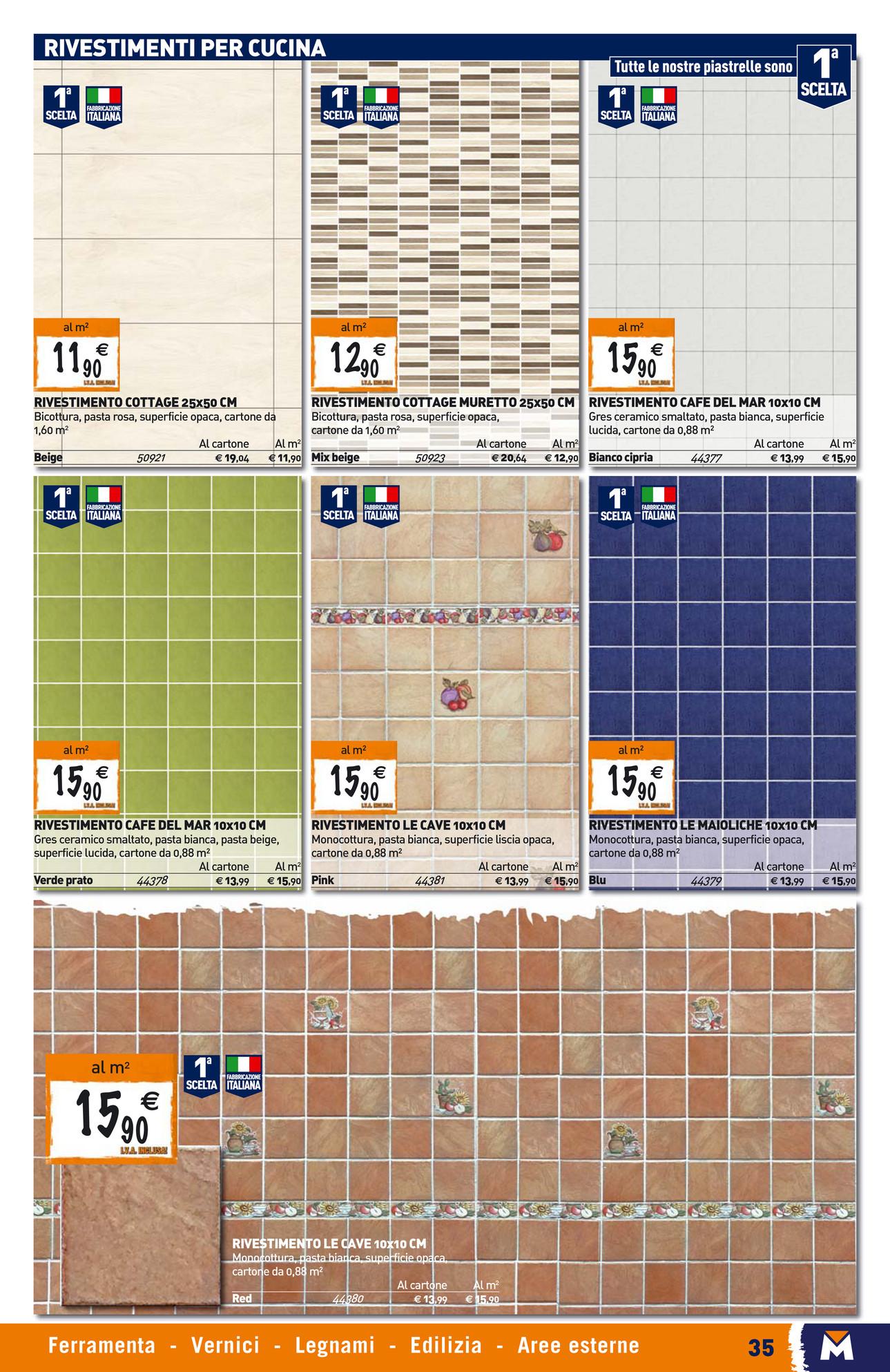 Bricoman piastrelle fabulous pavimenti per esterni for Bricoman piastrelle mosaico