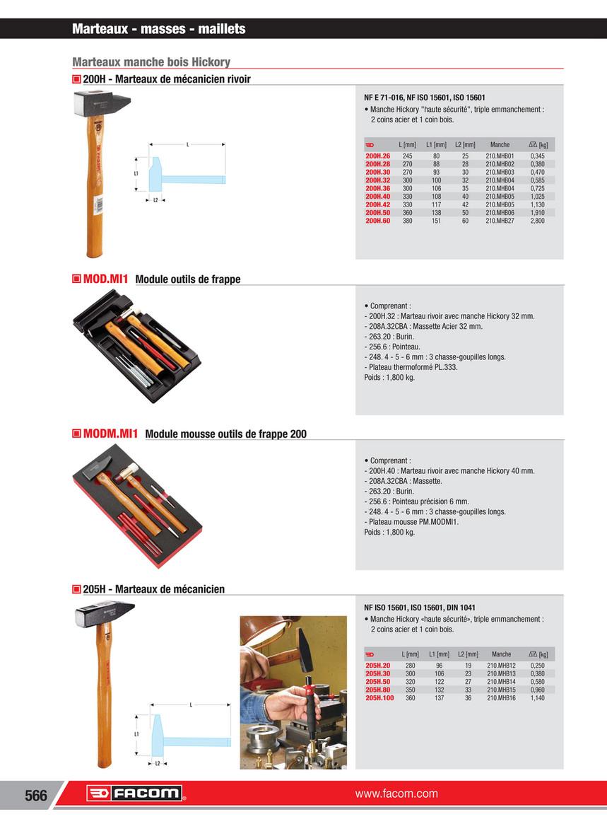 Mrbricolage Belgique Catalogue Facom F13 Page 590 591