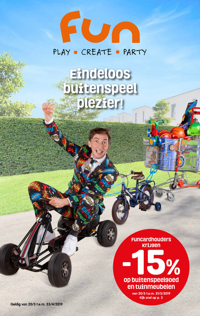 Fun folder van 20/03/2019 tot 23/04/2019 - Pasen