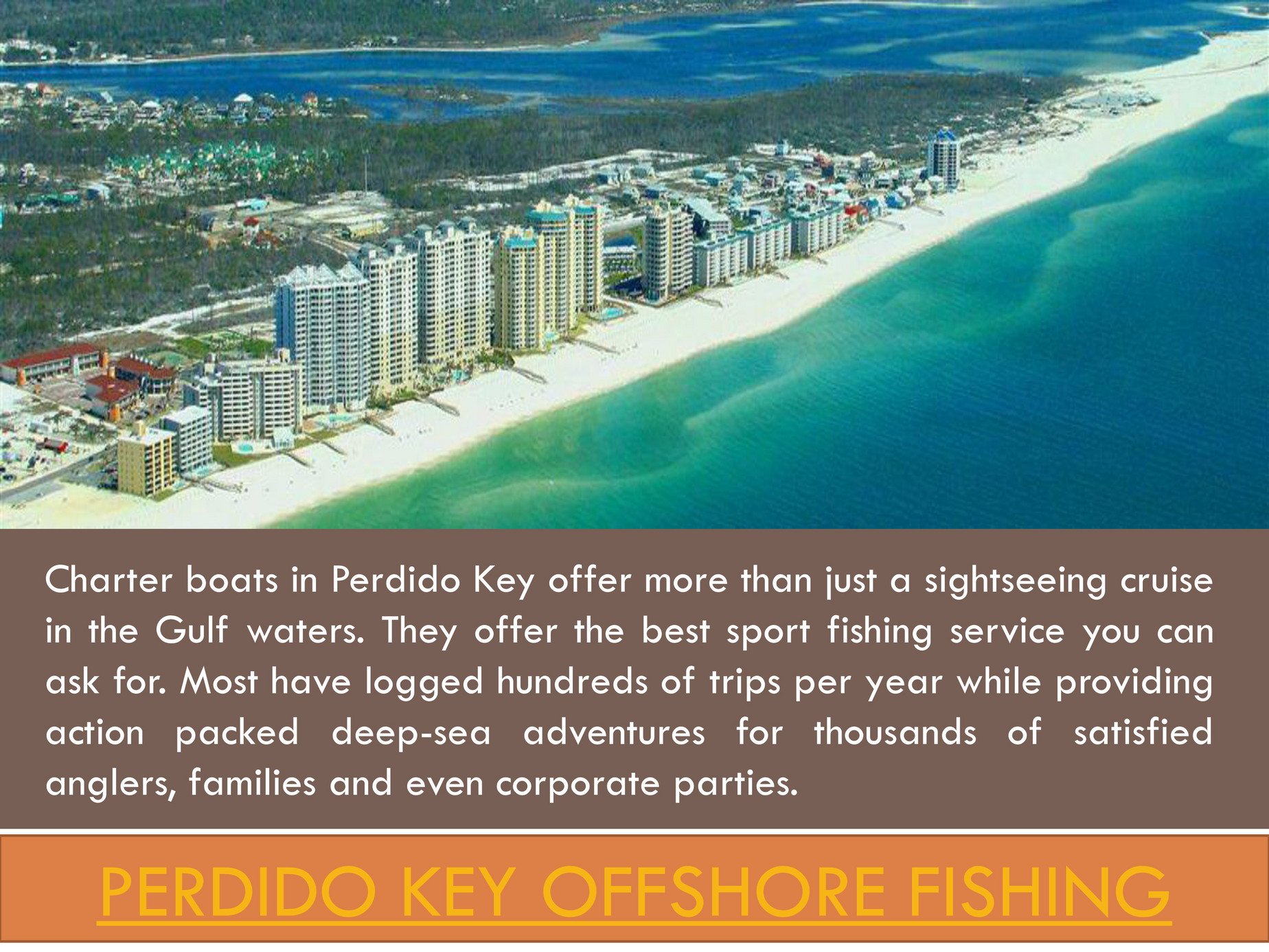 Gulfshoresfishingcharters fishing in perdido key page for Perdido key fishing