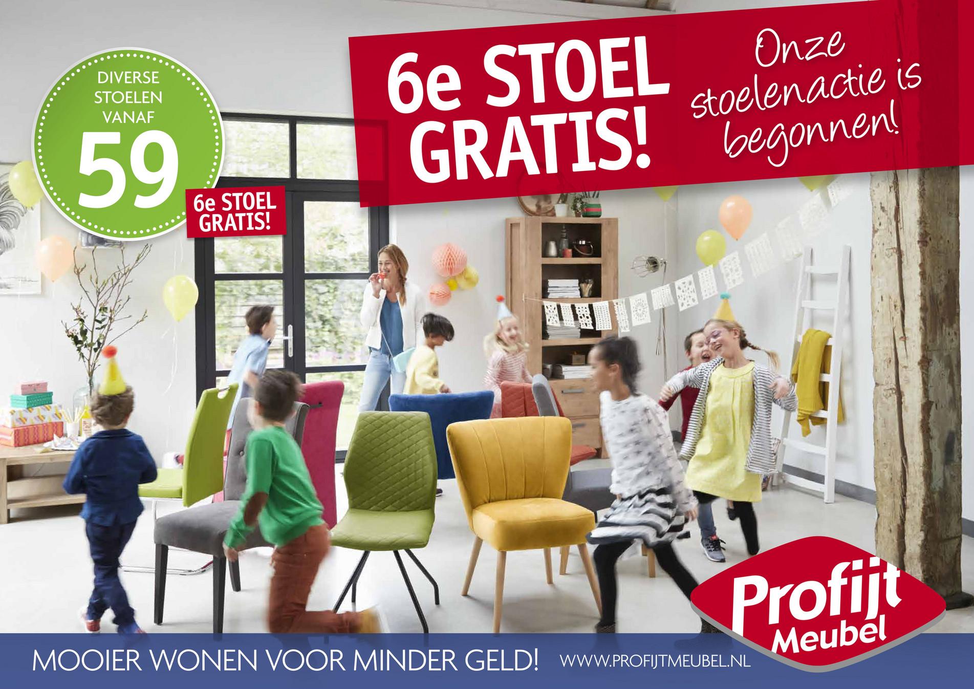 Profijt Meubels Groningen.Internationale Meubel Groep Profijt Meubel Folder 12 2016