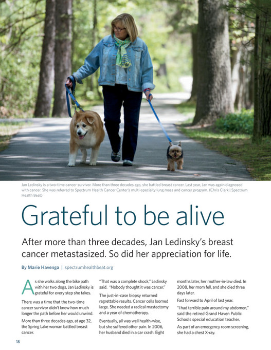 My Publications Health Beat Special Edition Page 18 19 Created