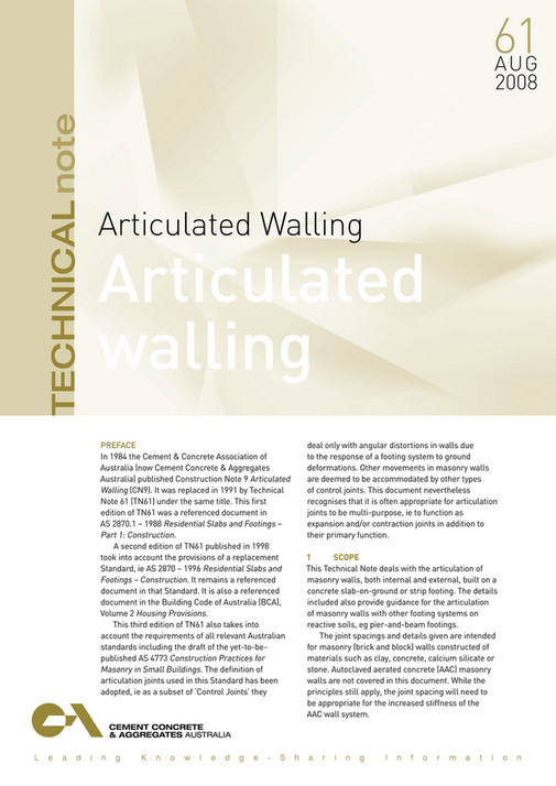 My publications - TN61ArticulatedWalling - Page 2-3