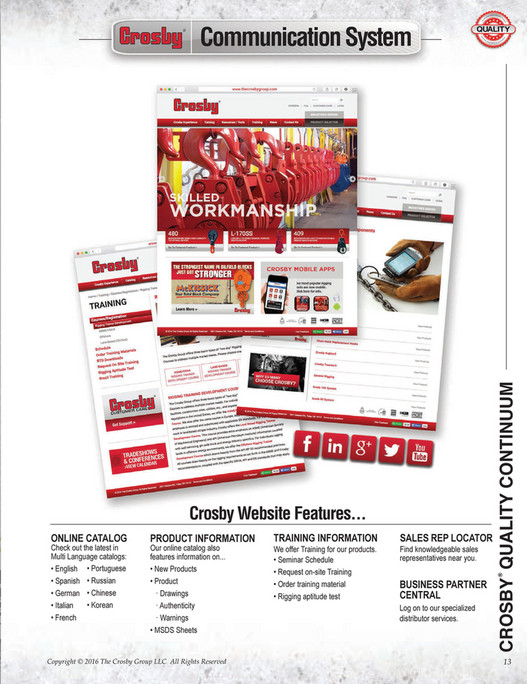 Redwing Company - crosby - Page 14-15 - Created with Publitas com