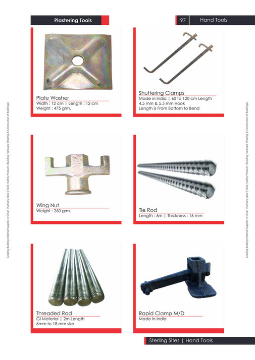 My publications - Building-Material-Supplier-in-Oman-Product
