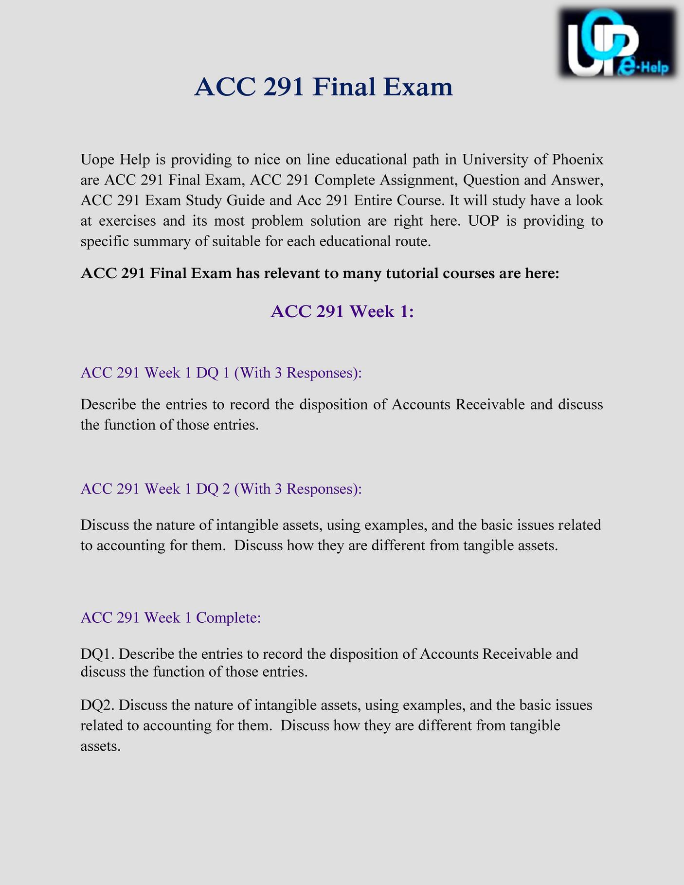 acc 363 exam 2 study guide