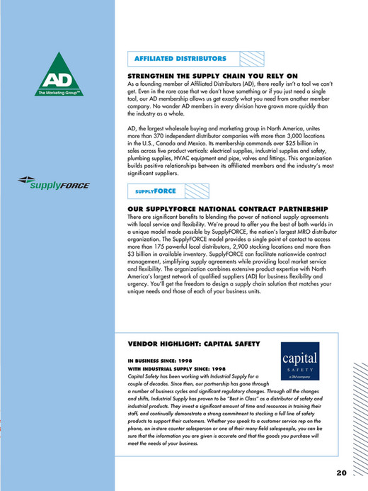 FSMG - Industrial Supply, Sales Kit 2017 - Page 18-19