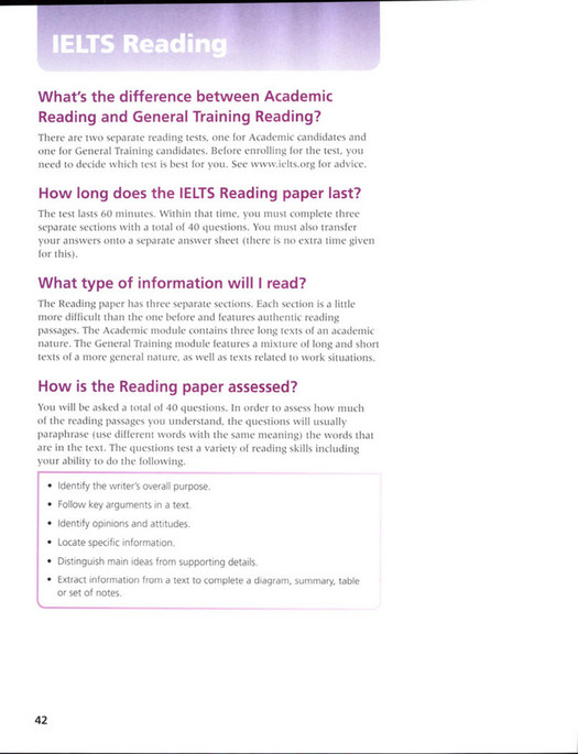 The Official Cambridge Guide to IELTS - Page 42-43 - Created