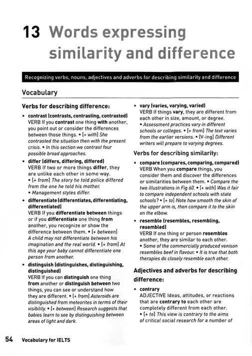 Collins Vocabulary for IELTS - Page 54-55 - Created with