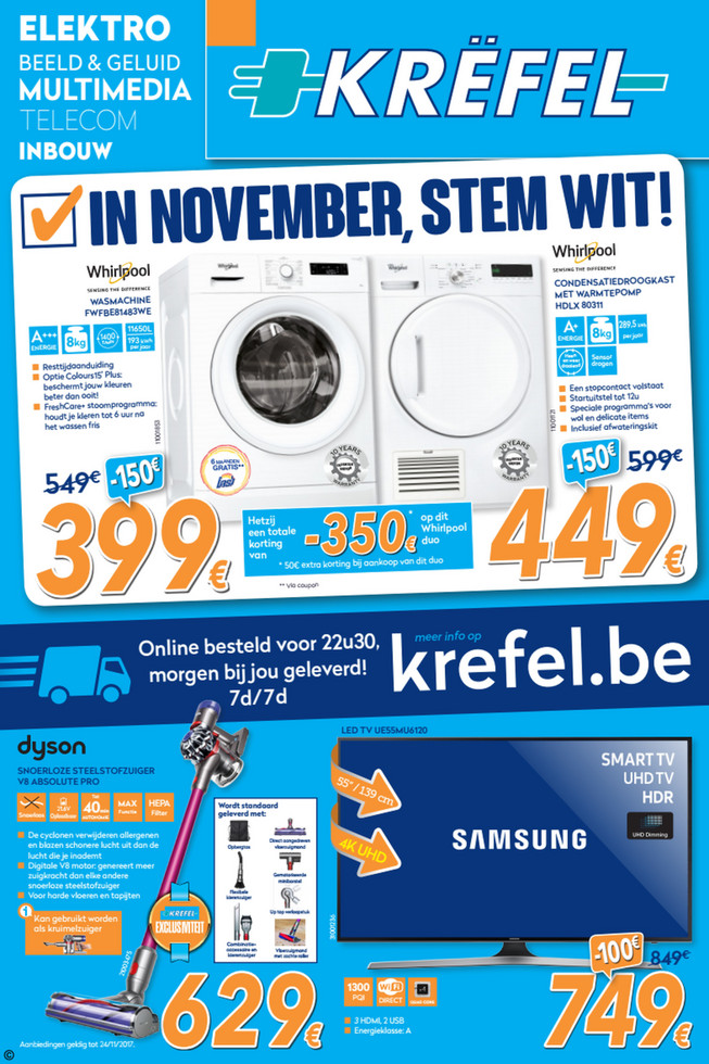 Krëfel folder van 26/10/2017 tot 24/11/2017 - Krëfel Novemberfolder 2017 NL_2006012.pdf