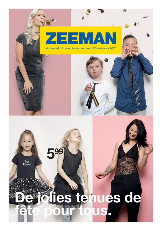 Folder Zeeman du 11/11/2017 au 17/11/2017 - Folder 46 Feestdagen BWLS Hyperlink.pdf