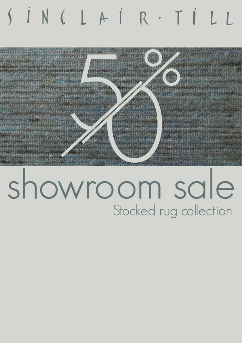 Sinclair Till Showroom sale catalogue Page 32 33