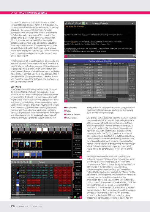 Apppointed - Light and Sound International September 2016 - Page 160-161
