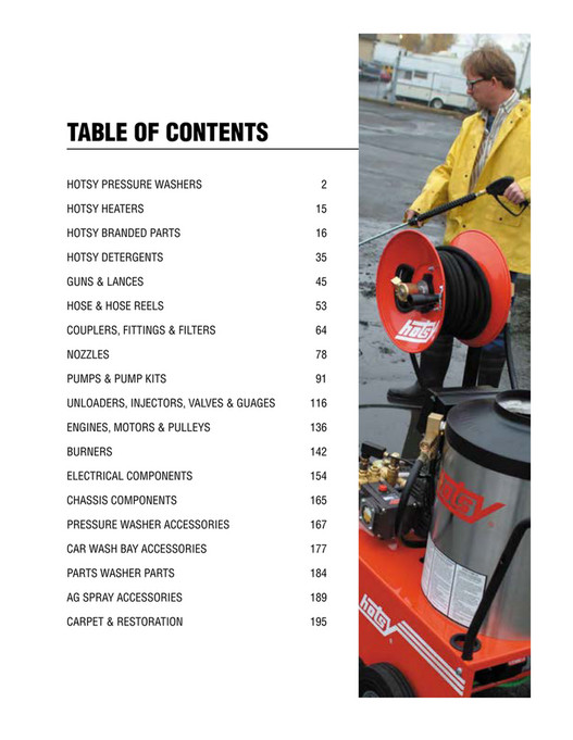 Hotsy Equipment Co Catalog Page 2 3 Created With Publitas Com