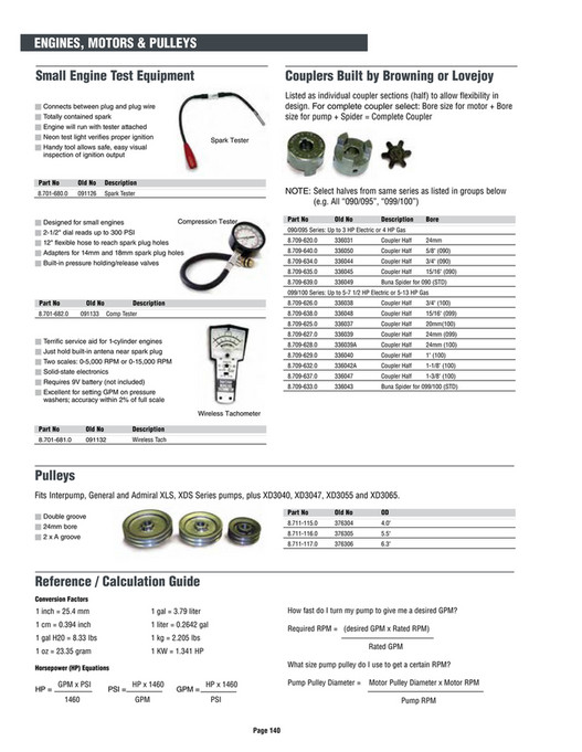Hotsy Equipment Co  - Catalog - Page 140-141 - Created with Publitas com