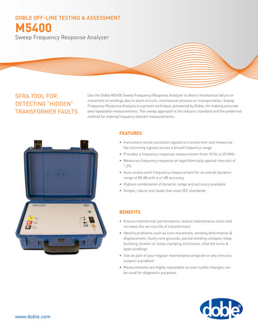 Doble Solutions Catalog - Page 44-45