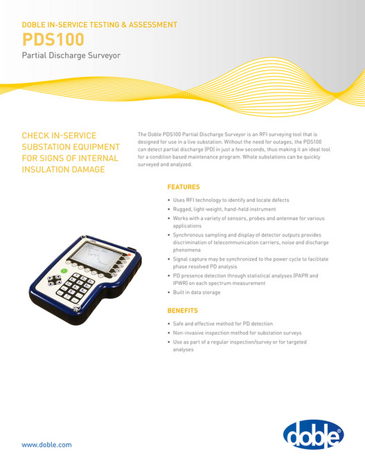Doble Solutions Catalog - Page 50-51