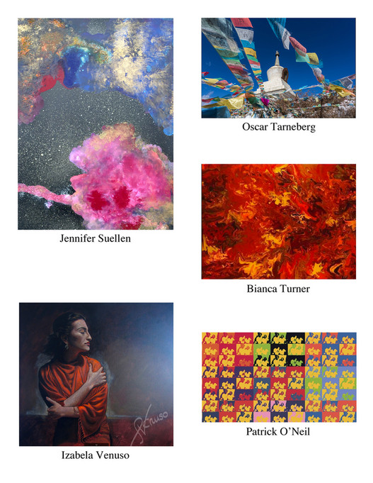 Gabriel Fine Arts - Unity in Variety VIII preview catalogue