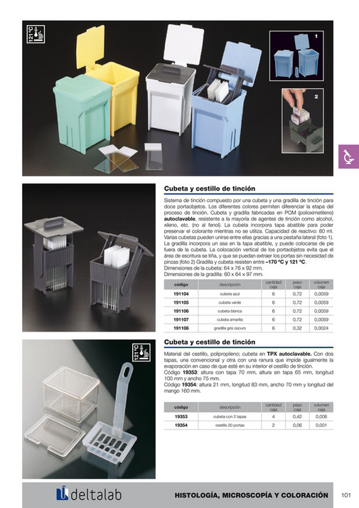 Ralfmed International BV - Deltalab - Page 102-103 - Created with ...